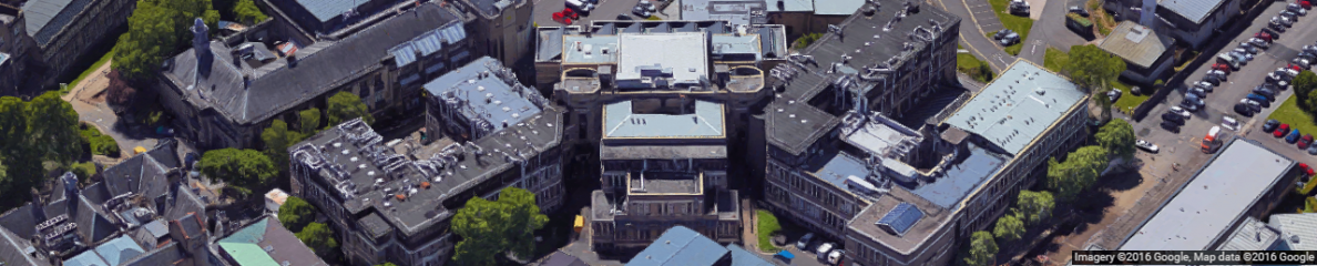 The Chemistry Building at the University of Glasgow